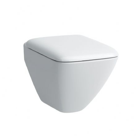 820703 - Laufen Palace Compact Wall Hung WC / Toilet Pan For Concealed Cistern - 8.2070.3